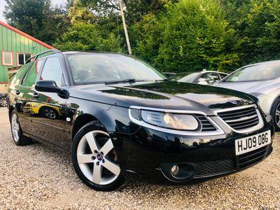 Saab 9-5 Estate 1.9 TiD Turbo Edition 5dr