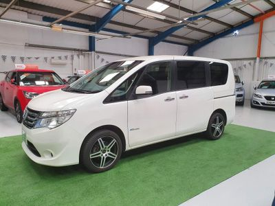 Nissan Serena MPV S Hybrid Highway Star