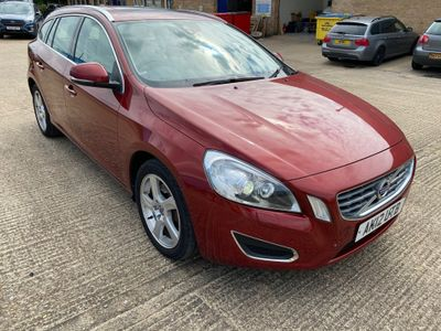 Volvo V60 Estate 2.4 D5 SE Geartronic AWD 5dr
