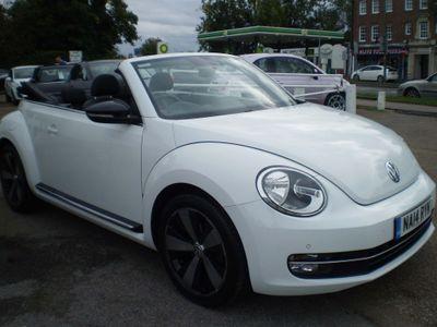 Volkswagen Beetle Convertible 2.0 TDI Sport Cabriolet 2dr