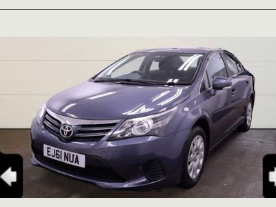 Toyota Avensis Saloon 1.8 T2 CVT 4dr