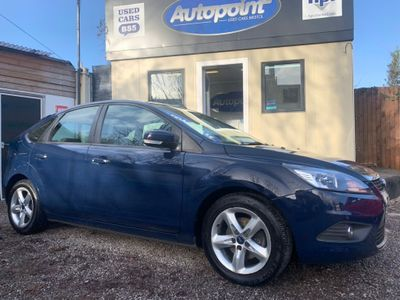 Ford Focus Hatchback 1.8 Zetec 5dr