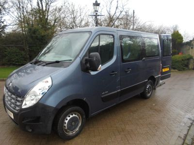 Renault Master Unlisted