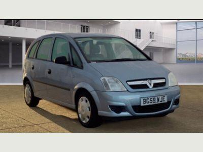 Vauxhall Meriva MPV 1.6 i 16v Life Easytronic 5dr
