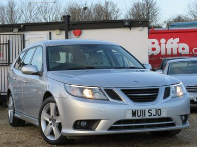 Saab 9-3 Estate 1.9 TTiD Turbo Edition SportWagon 5dr