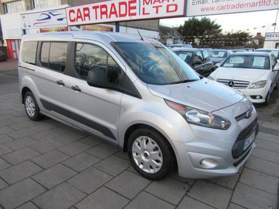 Ford Grand Tourneo Connect MPV 1.5 TDCi Zetec Powershift (s/s) 5dr