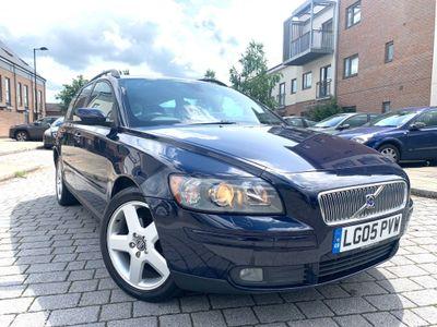Volvo V50 Estate 1.8 SE 5dr