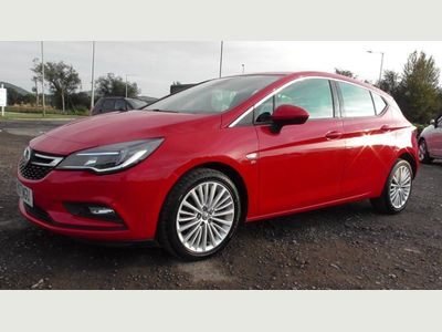 Vauxhall Astra Hatchback 1.4i Turbo Elite Nav 5dr