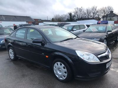 Vauxhall Vectra Hatchback 1.9 CDTi Life 5dr