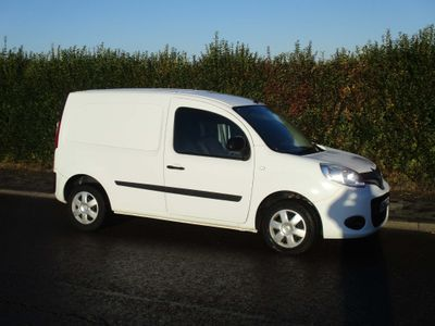 Renault Kangoo Panel Van 1.5 dCi ENERGY ML19 Business+ L2 H1 EU5 (s/s) 5dr