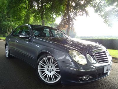 Mercedes-Benz E Class Saloon 3.0 E320 CDI Sport G-Tronic 4dr