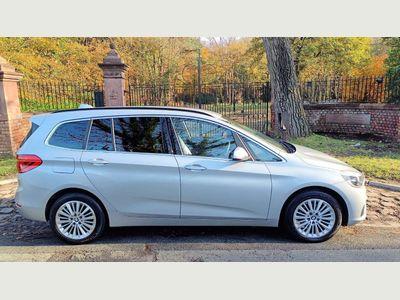 BMW 2 Series Gran Tourer MPV 1.5 218i Luxury Gran Tourer Auto (s/s) 5dr