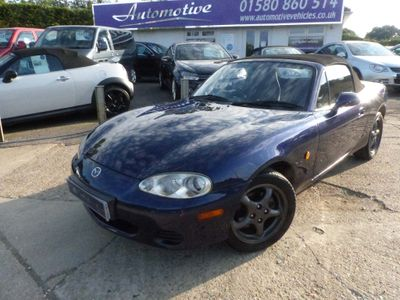 MAZDA MX-5 Convertible 1.6 2dr