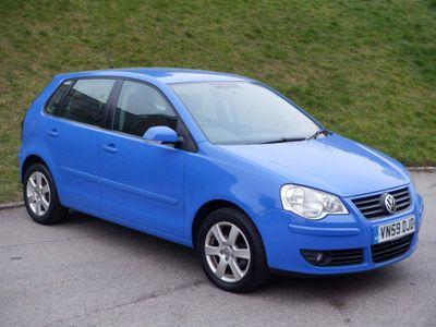 Volkswagen Polo Hatchback 1.4 Match 5dr