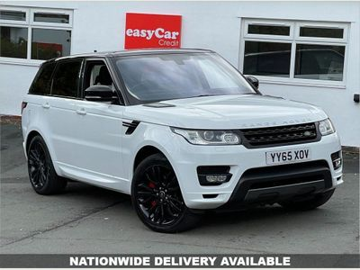 Land Rover Range Rover Sport SUV 3.0 SD V6 Autobiography Dynamic Auto 4WD (s/s) 5dr