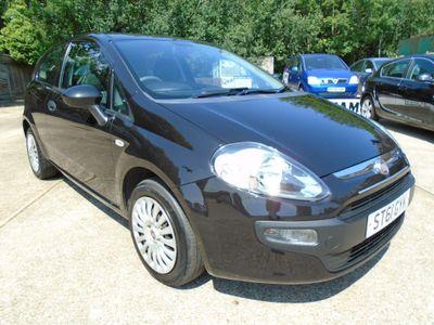 Fiat Punto Evo Hatchback 1.2 8V Active (s/s) 3dr