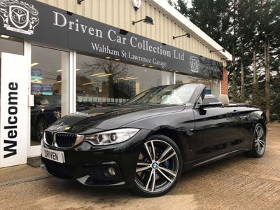 BMW 4 Series Convertible 3.0 435i M Sport 2dr