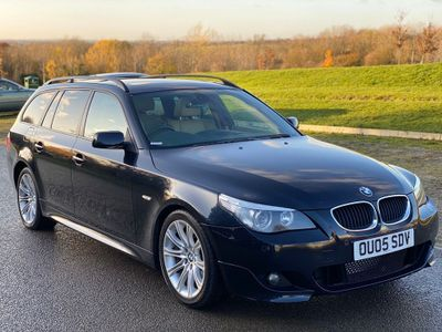 BMW 5 Series Estate 3.0 535d Sport Touring 5dr
