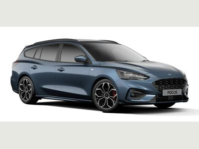 Ford Focus Estate 1.0T EcoBoost MHEV ST-Line X Edition (s/s) 5dr