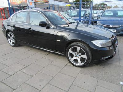 BMW 3 Series Saloon 2.0 318i Exclusive Edition 4dr