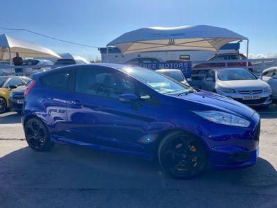 Ford Fiesta Hatchback 1.6 EcoBoost ST-2 3dr