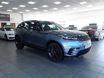 Land Rover Range Rover Velar SUV 2.0 D180 R-Dynamic S Auto 4WD (s/s) 5dr