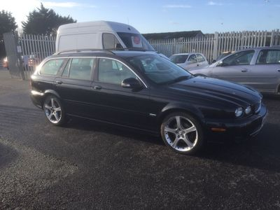 Jaguar X-Type Estate 2.2 D Sovereign 5dr