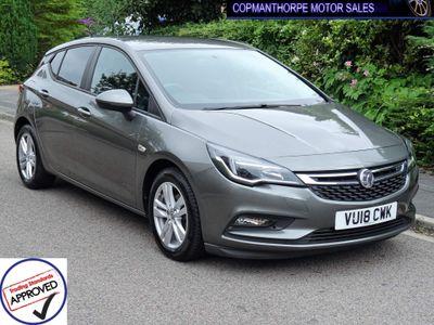 Vauxhall Astra Hatchback 1.6 CDTi ecoTEC BlueInjection Design (s/s) 5dr