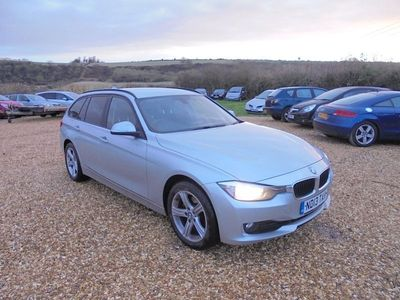 BMW 3 Series Estate 2.0 320d SE Touring xDrive (s/s) 5dr