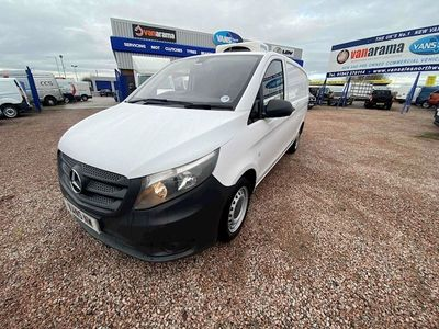 Mercedes-Benz Vito Temperature Controlled 109 Cdi Fridge