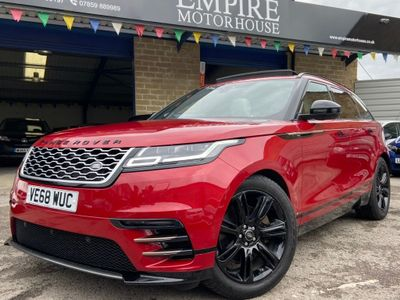 LAND ROVER RANGE ROVER VELAR SUV 2.0 P300 R-Dynamic SE Auto 4WD (s/s) 5dr