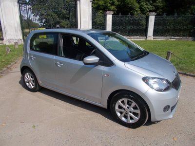 SKODA Citigo Hatchback 1.0 MPI GreenTech Elegance 5dr