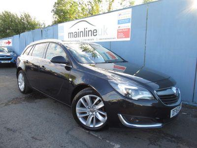 Vauxhall Insignia Estate 2.0 CDTi SRi Nav Sports Tourer (s/s) 5dr