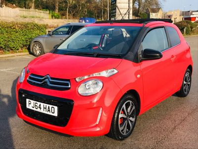 Citroen C1 Convertible 1.2 PureTech Flair Airscape 3dr (EU5)