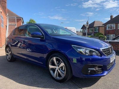 Peugeot 308 Hatchback 1.2 PureTech Tech Edition EAT (s/s) 5dr