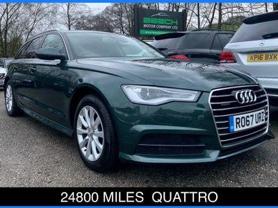 Audi A6 Avant Estate 2.0 TDI SE Executive Avant S Tronic quattro (s/s) 5dr