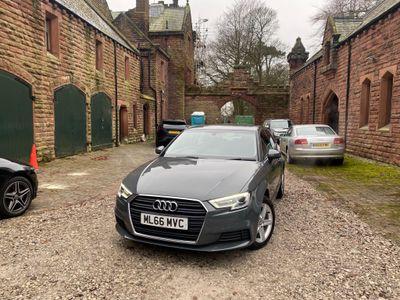 Audi A3 Hatchback 1.0 TFSI SE (s/s) 3dr