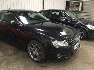 Audi A5 Coupe 2.0 TDI Sport 3dr