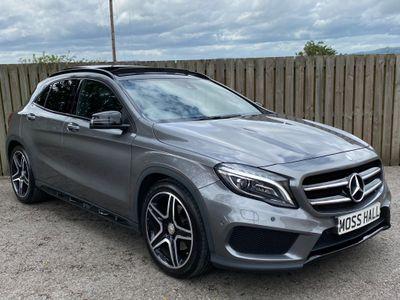 Mercedes-Benz GLA Class SUV 2.0 GLA250 AMG Line (Premium Plus) 7G-DCT 4MATIC 5dr