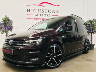Volkswagen Caddy Panel Van SPORTLINE EDITION R,DSG