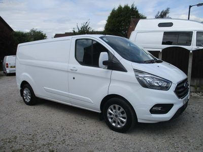 Ford Transit Custom Panel Van 2.0 TDCi 300 L1H2 Limited 5dr