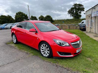 Vauxhall Insignia Saloon 2.0 CDTi ecoFLEX 16v Elite Nav (s/s) 4dr