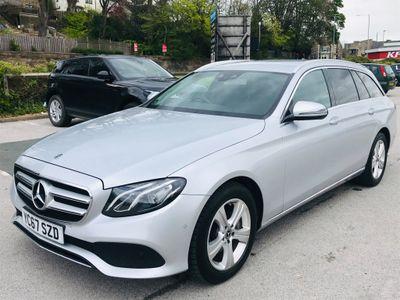 Mercedes-Benz E Class Estate 2.0 E220d SE G-Tronic+ 4MATIC (s/s) 5dr