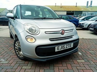 Fiat 500L MPV 1.3 MultiJet Pop Star MPW Dualogic (s/s) 5dr