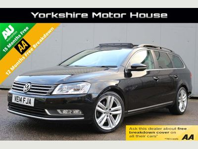Volkswagen Passat Estate 2.0 TDI BlueMotion Tech Executive Style DSG (s/s) 5dr