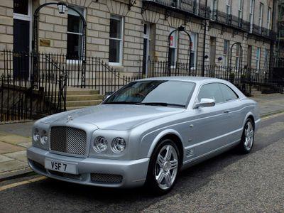 Bentley Brooklands Coupe 6.75 2dr