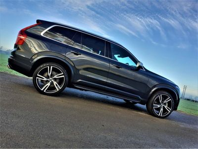 Volvo XC90 SUV 2.0h T8 Twin Engine 10.4kWh R-Design Pro Auto 4WD (s/s) 5dr