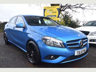 Mercedes-Benz A Class Hatchback 1.5 A180 CDI ECO SE 5dr
