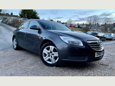 Vauxhall Insignia Hatchback 1.4 i 16v Turbo Exclusiv (s/s) 5dr