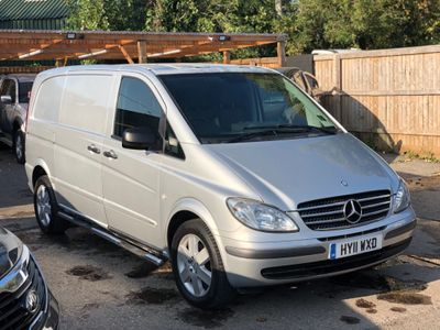 Mercedes-Benz Vito Panel Van 3.0 120CDI Compact Panel Van 5dr